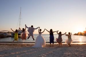 Sunset Pre-wedding at Okinawa
