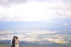 Hokkaido pre wedding in Niseko