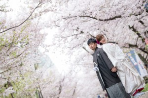 Pre wedding in Osaka
