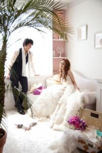 Saki Wedding 櫻婚紗
