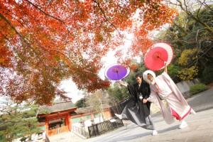 November in Kyoto