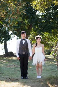 Pre wedding at Nokonoshima Island Fukuoka by Saki wedding