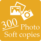 Pre wedding packages include 300 photo soft copies
