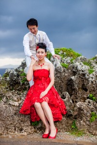Okinawa resort wedding