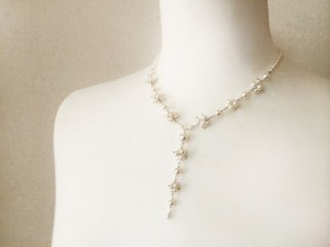ST WEDDING campaign Pearl accessary