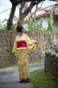 ST WEDDING campaign YUKATA