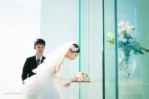 Kafuu Chapel Wedding Ceremony Photos shooting Highlight