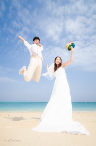 Kafuu Wedding beach snapshot highlight