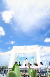 Okinawa Ceremony highlight by Kafuu Wedding at Chapel