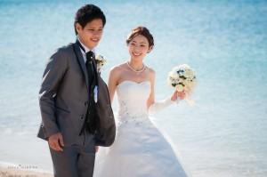 Kafuu Resort Prewedding photos shooting at Beach