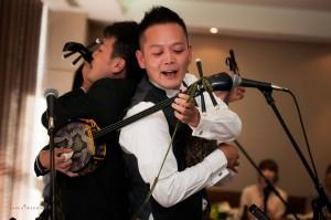 Wedding Ceremony at Kafuu Resort