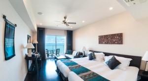 Kafuu Resort Fuchaku Condo Hotel Beding Room