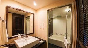 Kafuu Resort Fuchaku Condo Hotel Bathing Room