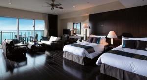 Kafuu Resort Fuchaku Condo Hotel guest room