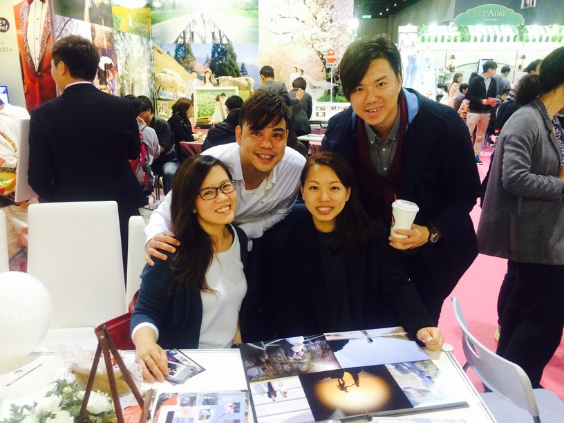 Two couples that had pre wedding in Kyushu last year
