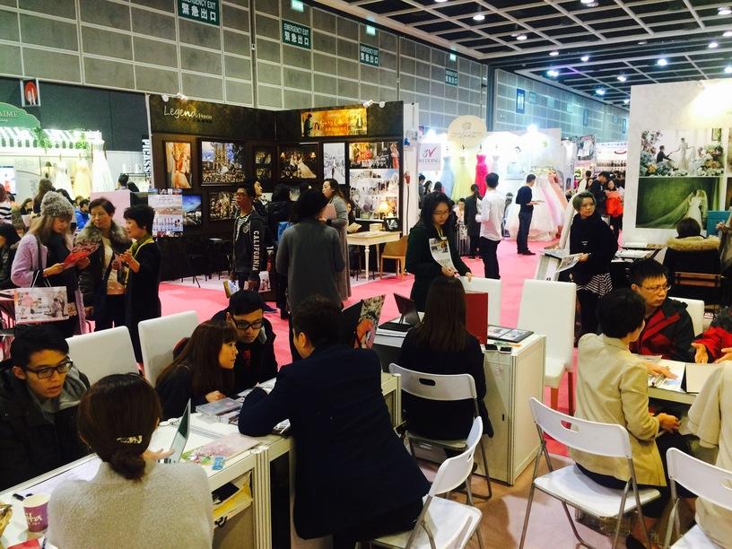 Wedding expo for wedding photo of Fukuoka