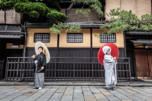 Pre wedding at Kyoto Gion