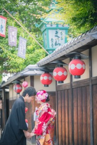 Pre wedding in Kyoto