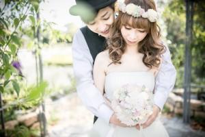 Memorial wedding in Osaka