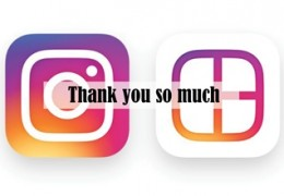 Thank you for instagram followers