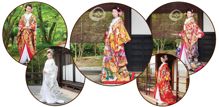 New kimono collections