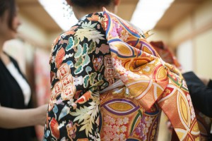 Hanamusubi kimono