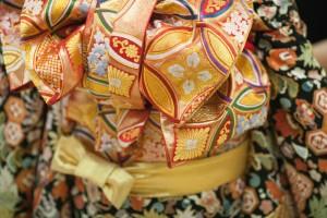 Authentic Kimono provided by Hanamusubi