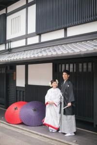 Wedding salon in Kyoto