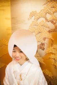 White color kimono