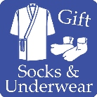 Free gift of Kimono socks and underwear
