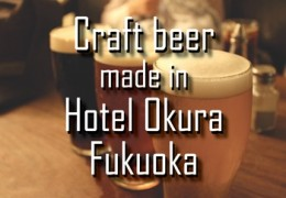 Enjoy Fukuoka local craft beer