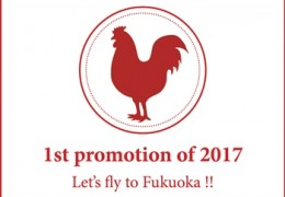 1st promotion of 2017