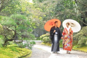 Yusentei Japanese garden Fukuoka