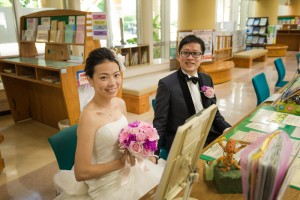 Marriage registry in Okinawa