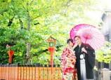 Photo shooting at Gion Kyoto