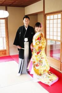 Experience authentic kimono