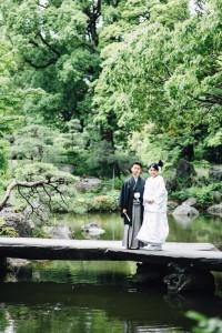 Japanese traditional scene