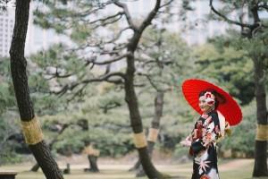 pre wedding day in Tokyo