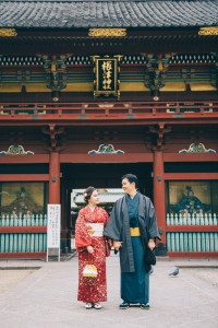 pre wedding shooting in Tokyo Japan