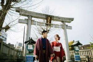 first experience to wear kimono