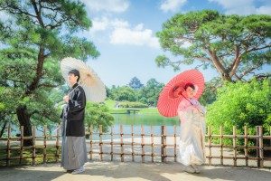 pre wedding in Okayama