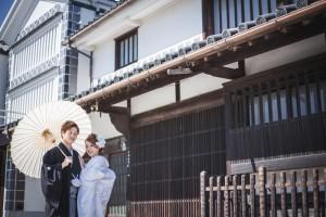 Pre wedding in Kimono