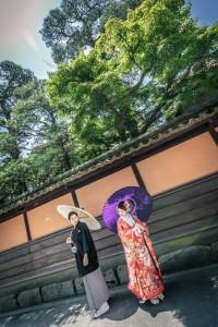 Pre wedding with Kimono