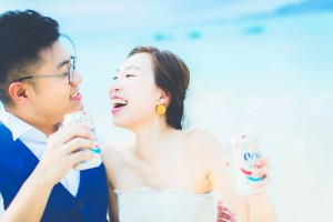 couple like Okinawa Orion Beer