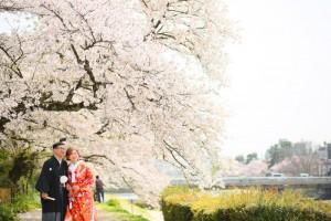 couple wear KIMONO