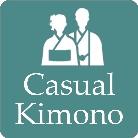 icon for casual kimono