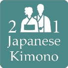 Pre wedding packages include 2 kimono for bride and 1 kimono for groom