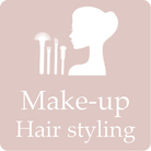 Make up service and Hair styling for bride