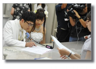 Legal wedding preparation