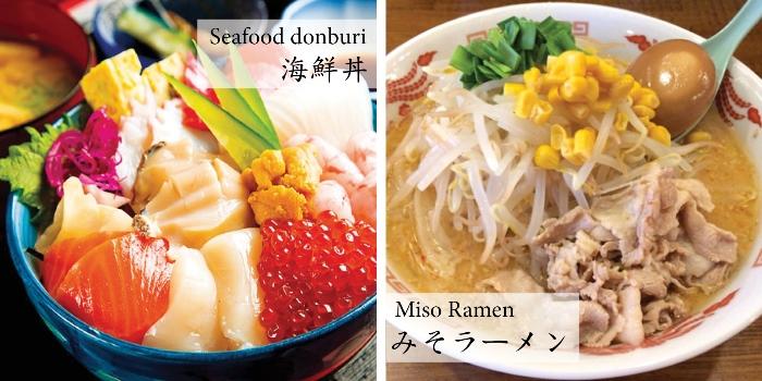 hokkaido local foods